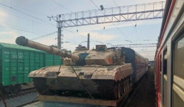 """Военная техника китайцев пересекла российскую границу, фото: """"Проехали по..."""""""