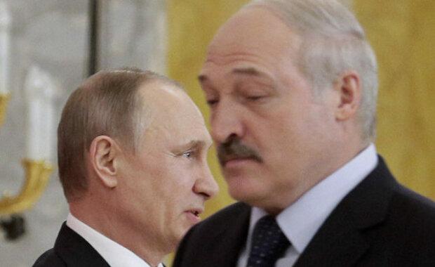 Лукашенко, Путин,