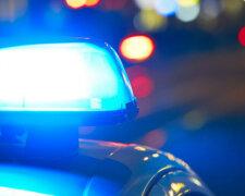 мигалки полиция убийство происшествие