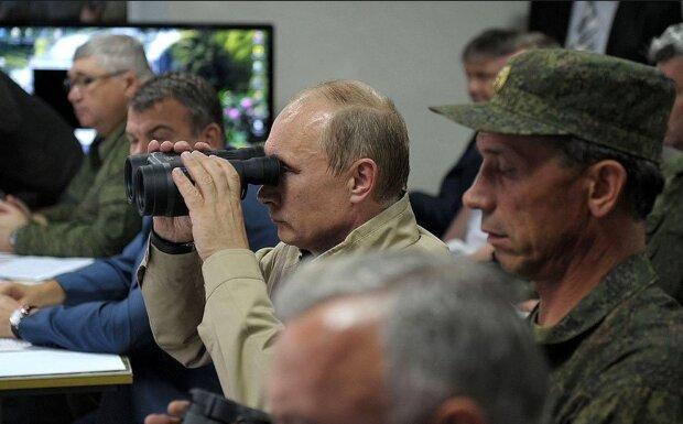 владимир путин, военные
