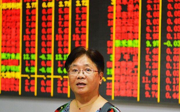 Китай фондовый рынок