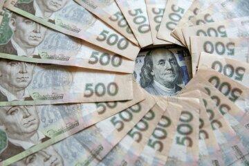 гривна, курс валют