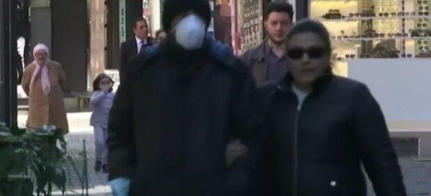 вирус, маски