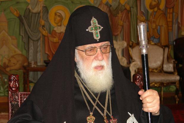 патриарх Грузии Илия 2
