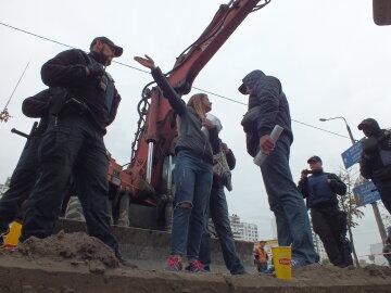 Нет бетонным джунглям: киевляне выступили против массовой застройки