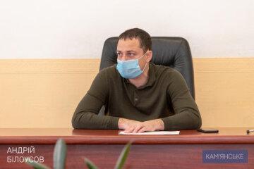ЗМІ: Мер Кам'янського Андрій Білоусов влаштував у місті незаконне звалище і труїть кам'янчан