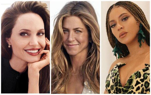 Джоли, Энистон, Бейонсе и другие звезды поразили внешностью после пластики: хирурги постарались