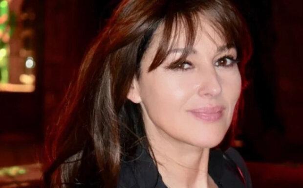 """Моніку Беллуччі зловили в кадр з гарячим італійцем, актриса приймає привітання: """"Мадам, ви..."""""""