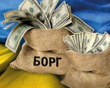долг МВФ, Украина