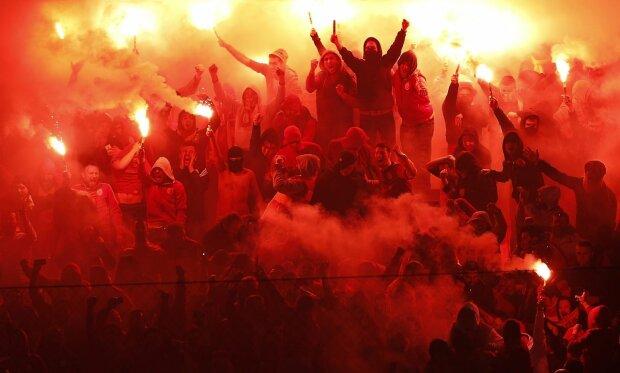 Побоище перед матчем Шахтер-Динамо: появились неизвестные детали и кадры
