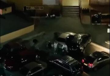 В Одессе устроили разборки с оружием: видео беспредела слили в сеть