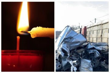 Иномарка влетала в грузовик на Одесчине, две девочки не выжили: кадры трагического ДТП