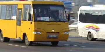 автобус, Киев