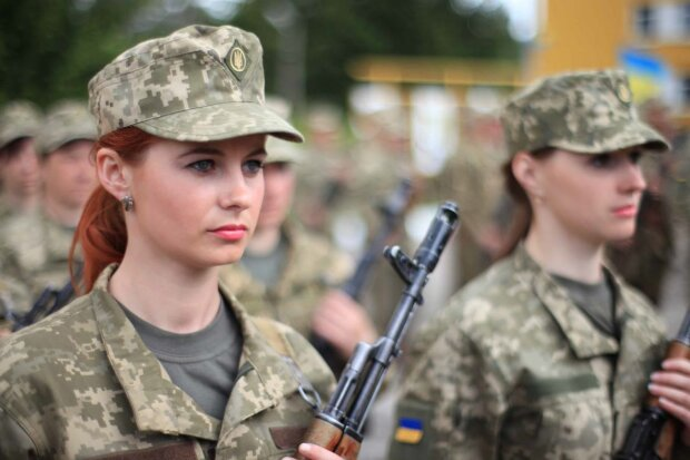 военные всу украина