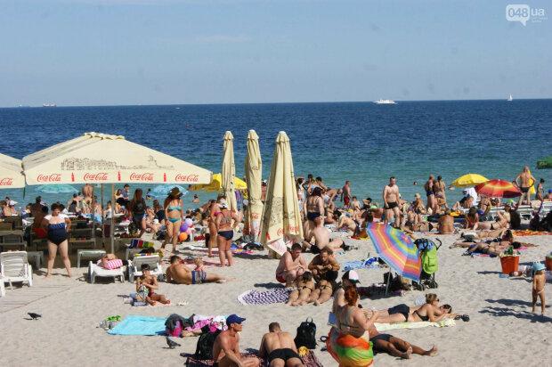 одесса пляж море