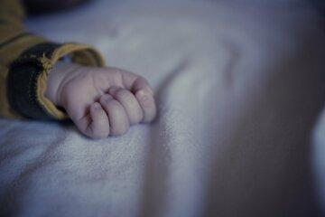 младенец, трагедия, смерть