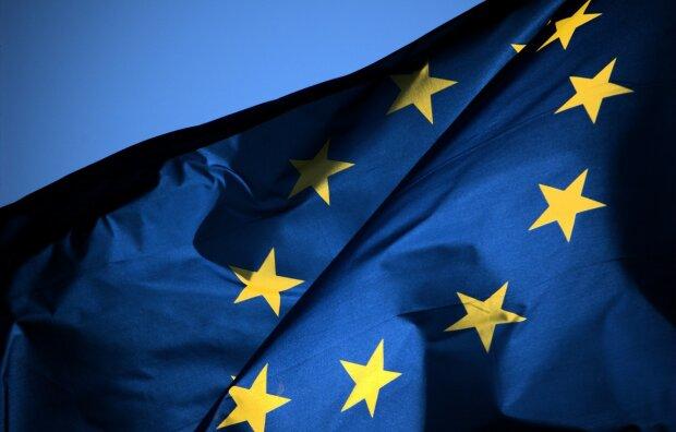 европа, флаг евросоюза