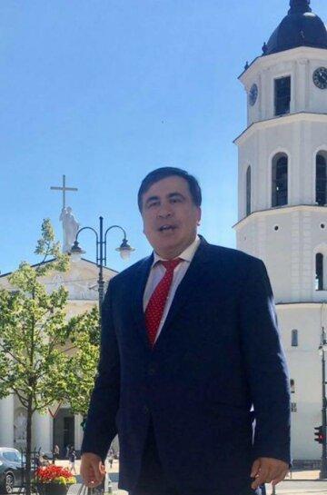 Как скандал с гражданством Саакашвили повлиял на международное восприятие Украины