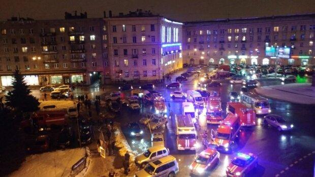Взрыв в Санкт-Петербурге