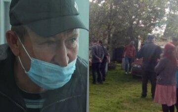 Мужчина отправил на тот свет спящую семью на Житомирщине: выжила только 11-летняя девочка