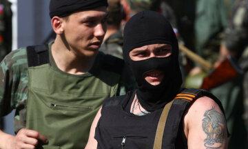 боевик террорист ДНР ЛНР