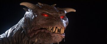 демон чудище чудовище Зуул Охотники за привидениями