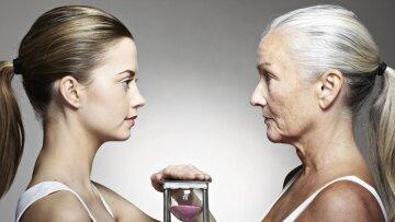женщина, молодость, старость