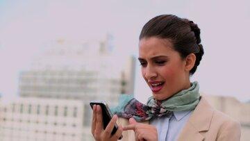 мобильный телефон, звонок