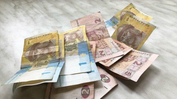 гривны, деньги, курс