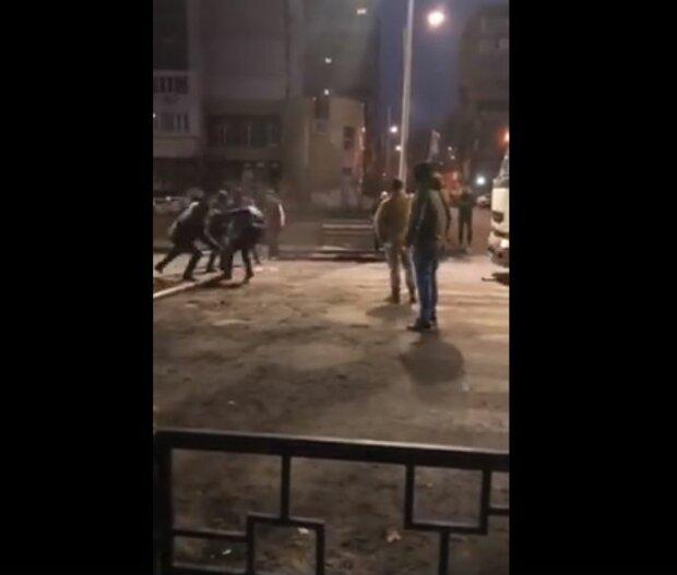 Стрельба в Киеве: конфликт на скандальной стройке разгорелся с новой силой