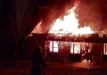 Масштабна НП на одеському узбережжі, полум'я знищило базу відпочинку: кадри пожежі