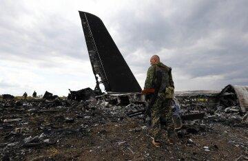 Ил-76, луганск, оос