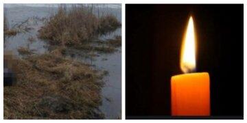 """Проверка на реке под Харьковом закончилась трагедией, спасти не удалось: """"группа рыбаков..."""""""