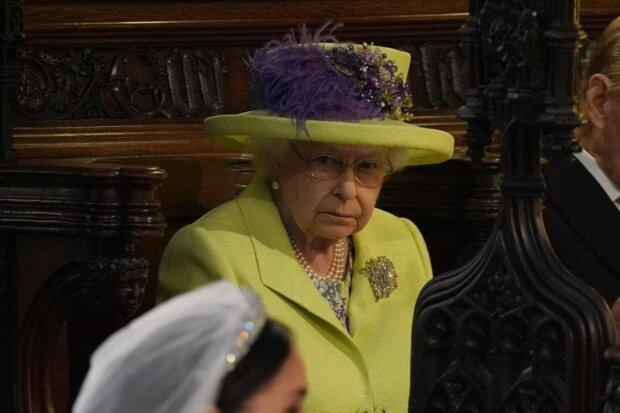 Елизавета II, Меган Маркл