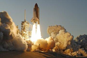 Ракета запуск