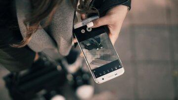 смартфон мобилка гаджет телефон