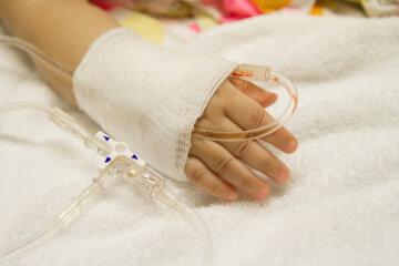 ребенок больница