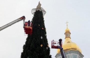 """""""Больше проблем в стране нет?"""":  киевлян утомили """"махинации"""" с главной елкой, скандал не утихает"""