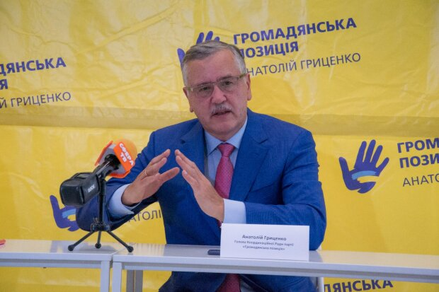 """""""Будуть відстрілюватися"""": Гриценко розповів, чому Порошенко вчепився за «шоколадне крісло»"""