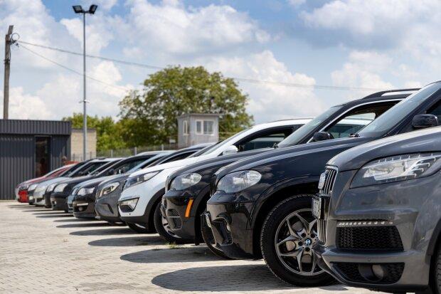 Купить б/у автомобиль в Украине