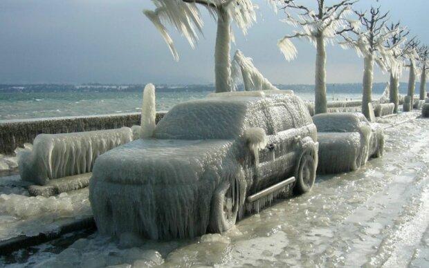 зима, ледниковый период, конец света