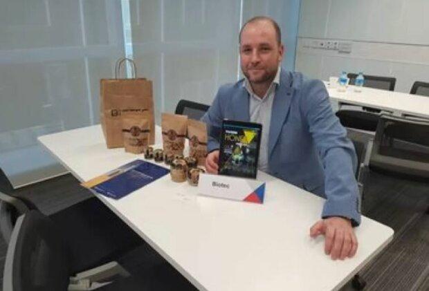 """Директор Biotec Group Володимир Шкляр про знищення свого заводу: """"Ніхто так нічого і не встановив… Можливо, до цього причетні місцеві"""""""