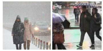 """Погодні гойдалки випробують харків'ян, на регіон насувається циклон: """"очікується від -27 до + 7 з дощем"""""""
