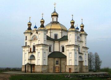 Покров Пресвятой Богородицы, храм, Волынь