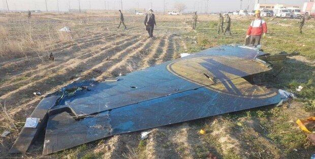 Крушение самолета МАУ в Иране
