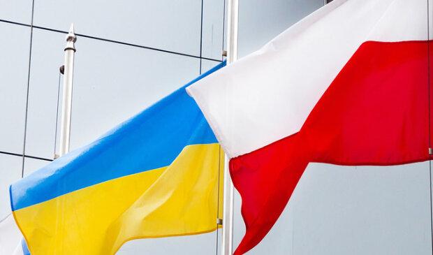 Польша. Украина.