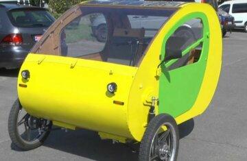"""Украинский электромобиль удивил дизайном, фото: """"покупатели активно интересуются"""""""