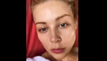 """Тіна Кароль боляче гримнулася на зйомках, кадри вже у Мережі: """"Я не можу так..."""""""