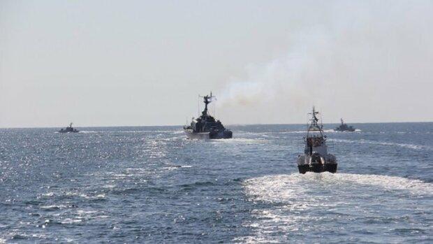 """Корабли РФ устроили провокации в Черном море, заявление Генштаба ВСУ: """"Они делали..."""""""