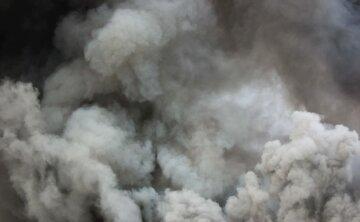 чп катастрофа происшествие дым